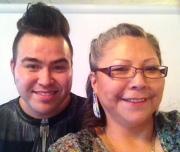 Derek and I