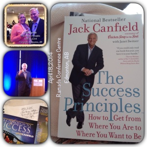 JACK CANFIELD THE SUCCESS PRINCIPLES PRESENTATION
