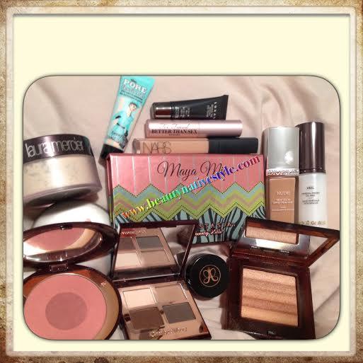todays makeup 1